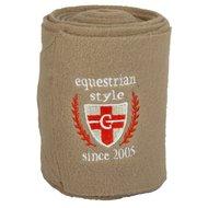 Covalliero Fleece Bandage Collect F/s16 Stone 4ST