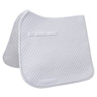 Kerbl Saddle Cloth Classic Dressage White/Silver/White