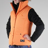 ea.St Bodywarmer Lisa Mandarin Red M