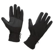 Covalliero Fleece-Rijhandschoen Zwart