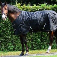 Kerbl Rugbe 200 Horse Blanket Black