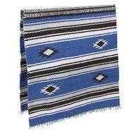 Kerbl Zadeldek Navajo Blauw