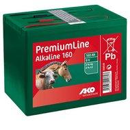 Ako Batterie Alkaline 9V 160Ah