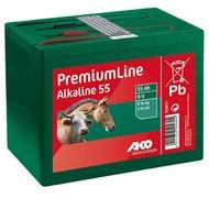 Ako Batterij Alkaline Klein 55ah 9v