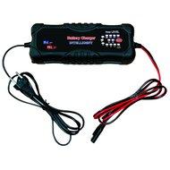 Ako Batterieladegerät für 12V und 24V Weidezaunbatterie