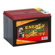 Corral Zinc-Carbon Droge Batterij 9V 90Ah