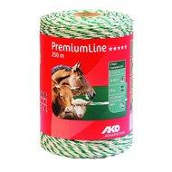 Ako Draad Pr Wit/groen 250meter