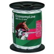 Ako EconomyLine Draad Kruiswijs Gewikkeld 200m 2mm
