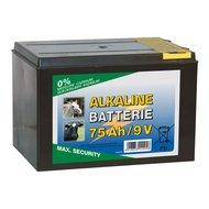 Corral Alkaline Droge Batterij 75Ah
