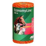 Ako Draad Economyline Geel/oranje 250mtr.