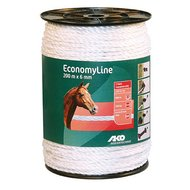 Ako Seil EconomyLine, 6mm, Weiß 200m