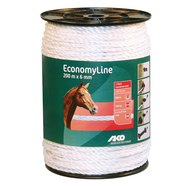Ako Fence Rope Economyline White 200m/6mm