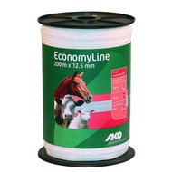 Ako Lint Economyline Wit 12,5mm 200mtr.