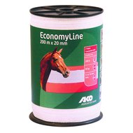 Ako Lint Economyline Wit 20mm 200mtr.