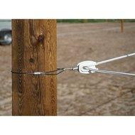 Ako Ecklösung für Premium Horse Wire 3st.
