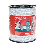 Ako Tape Premium Plus White/Green 200m/20mm
