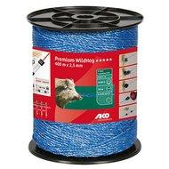 Ako Premium Wildhog Afrasteringsdraad 400m 6x0,25