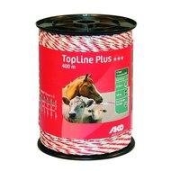 Ako Topline Plus Wit/rood Draad 400mtr
