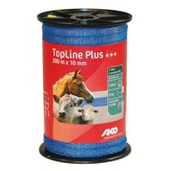 Ako Fencing Tape Topline Plus Blue 10mm/200m
