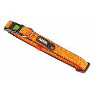 Kerbl Halsband Reflecterend Zwart/Oranje