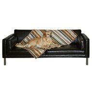 Kerbl Hundedecke Calimero Turkis/Braun 140x100cm