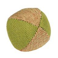 Kerbl Ball Nature aus Leinen Grün/Beige 4,5cm