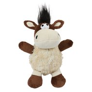 Kerbl Shaggy Esel aus Chenille Naturell 29cm