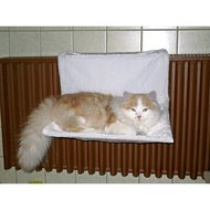 Kerbl Kattenhangmat Paradies Wit