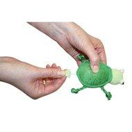 Kerbl Katzenspielzeug Schildkröte 11cm