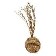 Kerbl Speelbal met pluim Ø 4,5cm