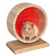 Kerbl Hamsterlooprad hout