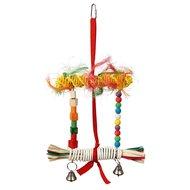 Kerbl Vogelleiter Nature mit Glocken, 40cm