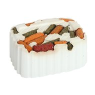 Knaagdieren Mineralen/groente Steen 210gr
