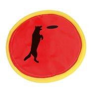 Kerbl Nylon Frisbee neonfarben 24cm