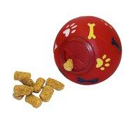 Kerbl Snackball f. Hunde Rot 11cm
