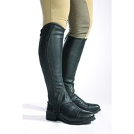 Kavalkade Calf Leather Chaps Combi Sparkle Black