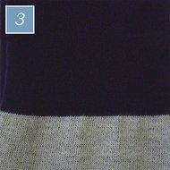 Kavalkade Kavalsocks thin blauw-lichtblauw