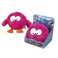 Coockoo Bouncy Jumping Ball Soundchip Incl. Roze 28x19cm