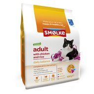 Smolke Aliment pour Chat Adult Chicken & Rice