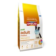 Smolke Hond Adult Medium 3kg