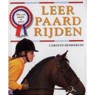Leer paardrijden