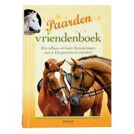 Paarden Vriendenboek