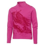 Mountain Horse Trui Windy Horse  Junior Fairy Pink