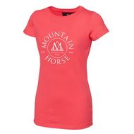 Mountain Horse T-shirt Blake Sunny Coral