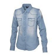 Mountain Horse Blouse Lusitano Jeans Denim Blue