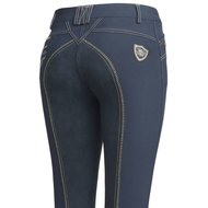 Mountain Horse Rijbroek Tessa Fs Dark Navy