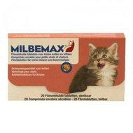 Milbemax Entwurm. Tablette Katze/Kitten 0,5-2kg 20T