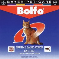 Bolfo VlooieNBand Kat Bruin 1st