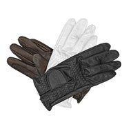 Mark Todd Handschoenen Lederen Kind Zwart