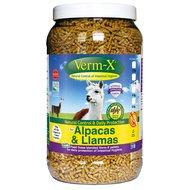 Verm-X Brokjes voor Alpacas en Lamas